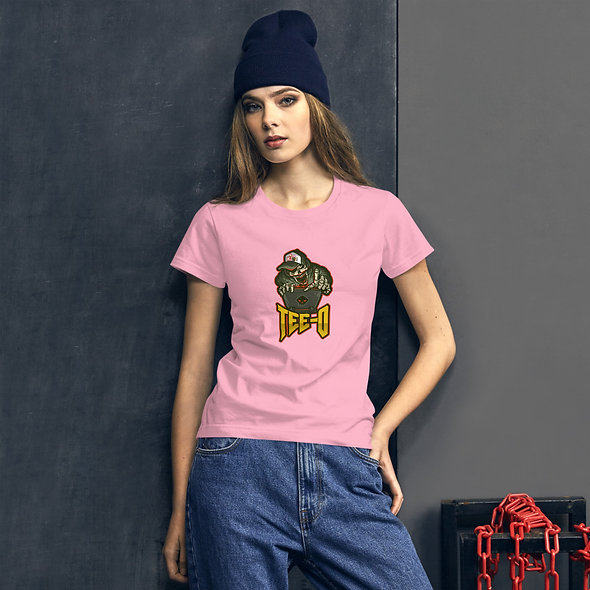 TEE-O Womens short sleeve t-shirt