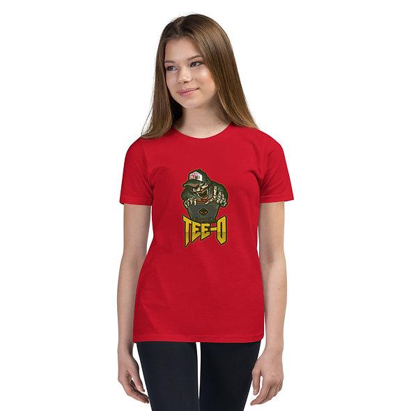 TEE-O Girls Short Sleeve T-Shirt