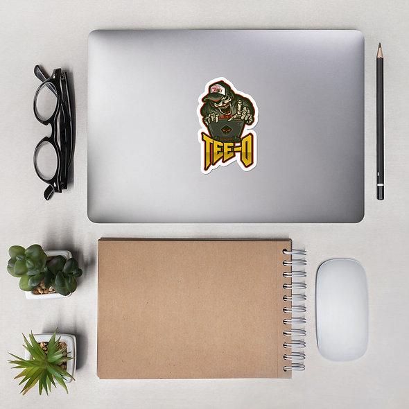 TEE-O Stickers