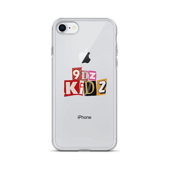 9dz Kidz iPhone Case