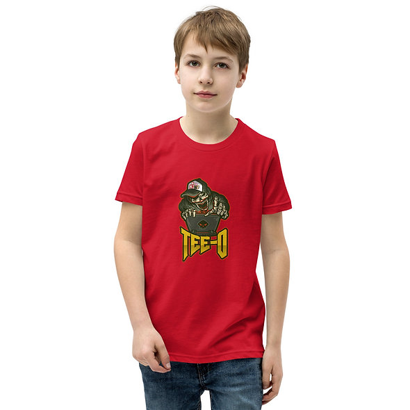 TEE-O Boys Youth Short Sleeve T-Shirt