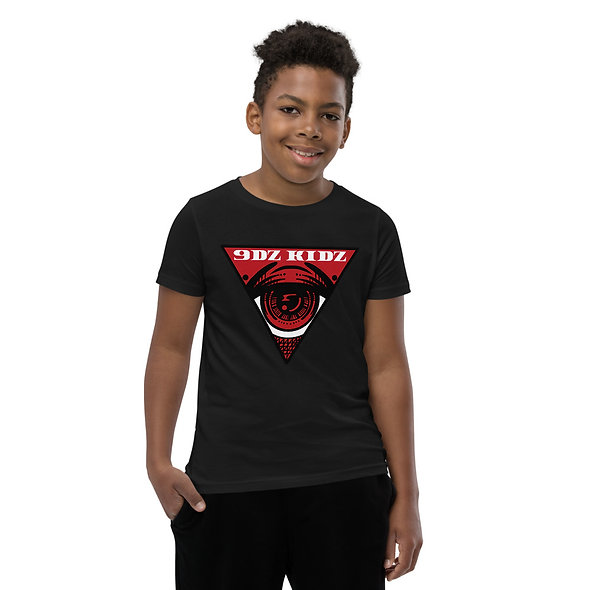 OG 9dz Kidz Boys Youth Short Sleeve T-Shirt