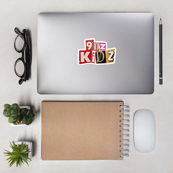 9dz Kidz Stickers