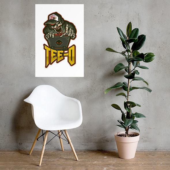 TEE-O Poster
