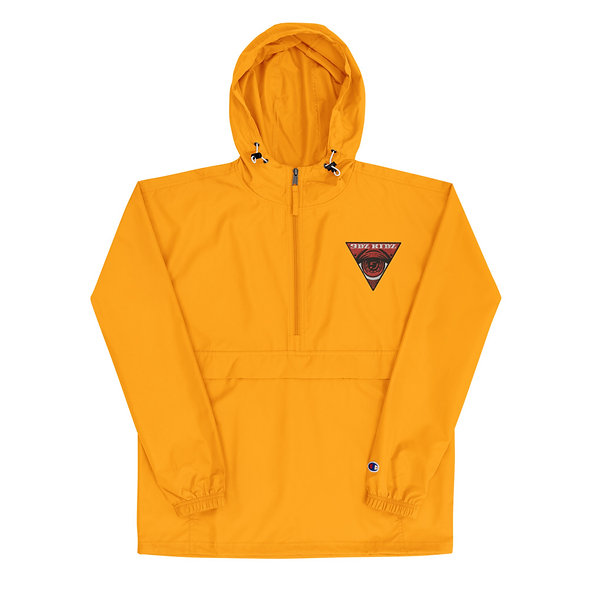 OG 9dz Kidz Embroidered Champion Windbreaker