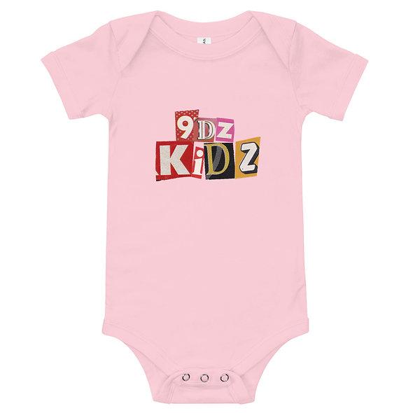 9dz Kidz Baby Outfit