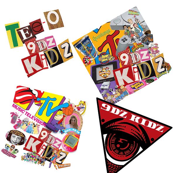 Sticker Pack (4 stickers)