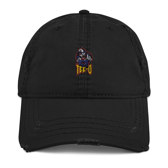 TEE-O Distressed Dad Hat