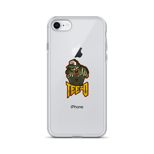 TEE-O iPhone Case