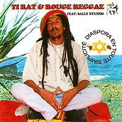 Diaspora en Toute Simplicité, album. de Ti Rat & Rouge Reggae