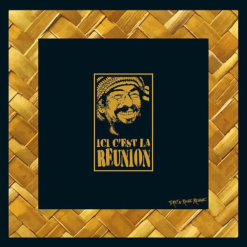 Vinyle 33T - Ici C'est la Réunion