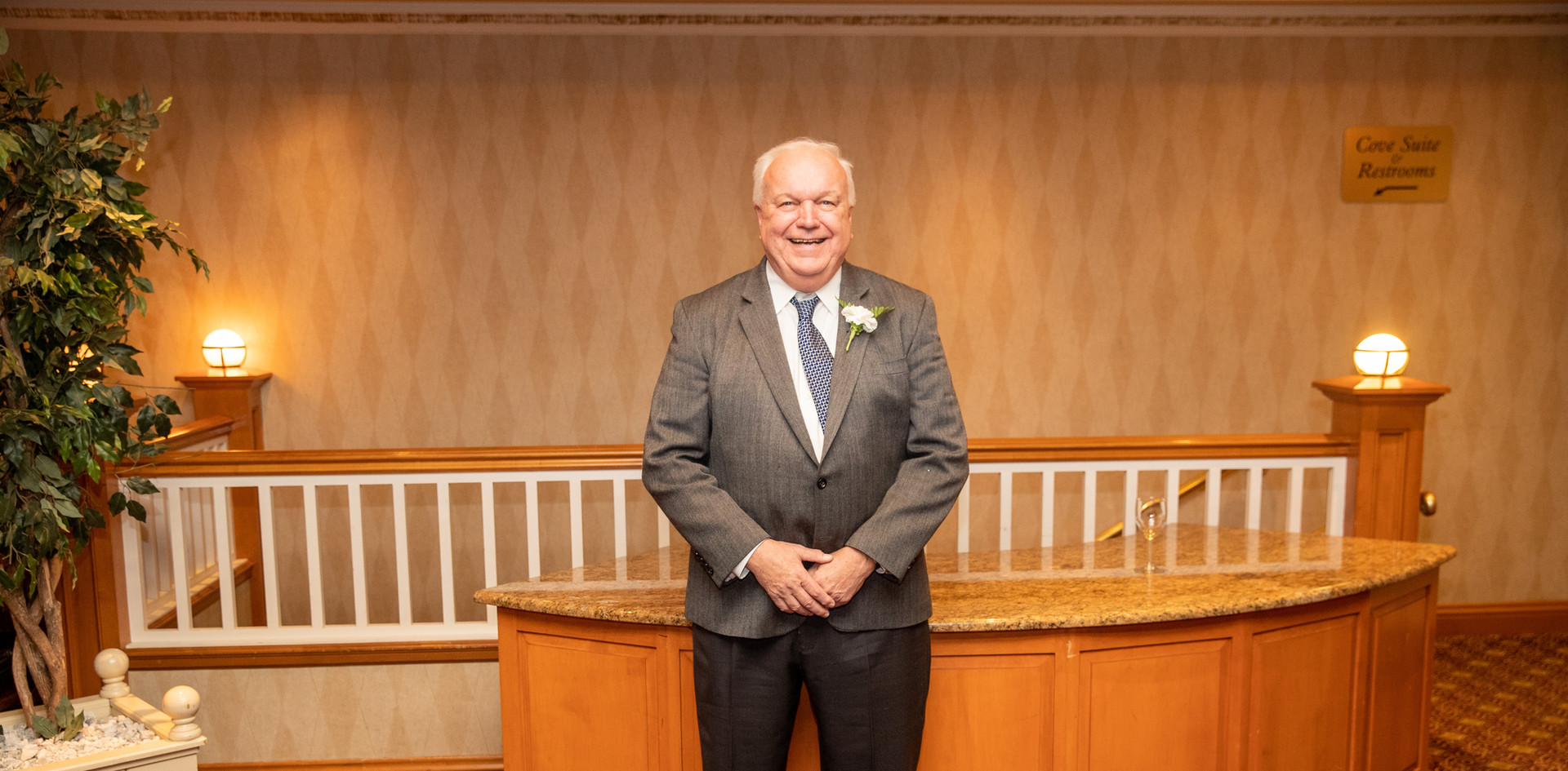 2019 Honoree Bob Kramer.  (photo by Josh Molaver)