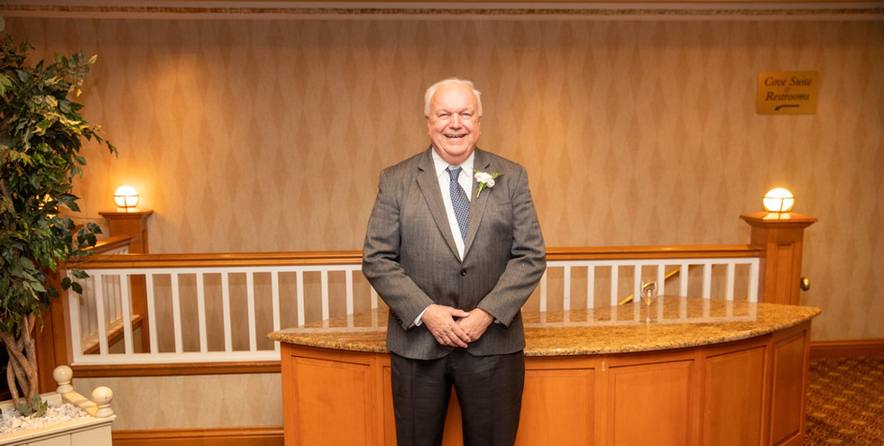 2019 Honoree Bob Kramer.  (photo by Josh Molaver)