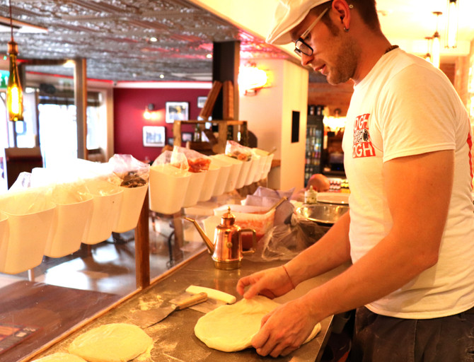 Restaurant Review: Dough Dough