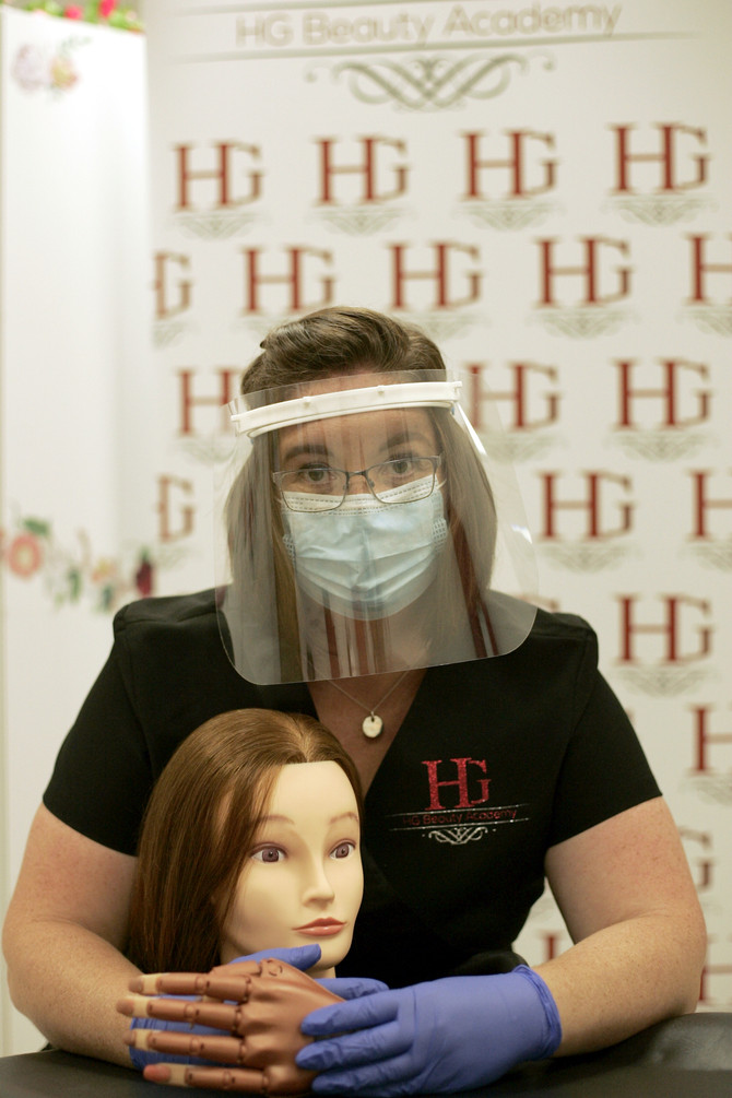 Amanda @ HG Beauty Academy