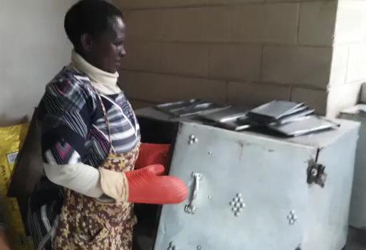 Baking the Bread