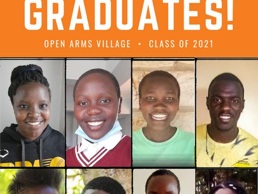 Meet the Graduates!