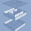 conception sur mesure art mobilier scénographie luminaire