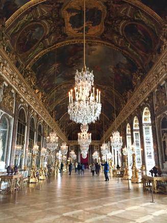 Château de Versailles, France. (TBT)