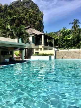 Bhu Nga Thani Resort & Spa. Railay Beach, Thailand.
