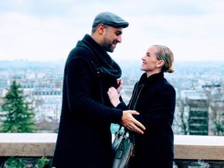 Montmartre. Paris, France.
