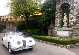 Villa D'Este. Lake Como, Italy.