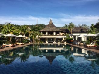 Layana Resort & Spa. Koh Lanta, Thailand.