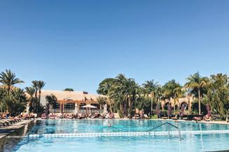 Hotel Pullman Palmeraie Resort and Spa. Marrakech, Morocco.
