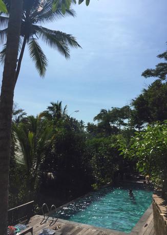 Kampung Resort. Ubud, Bali.