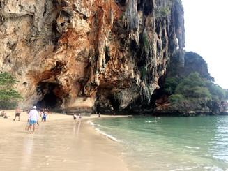 Railay Beach, Thailand.