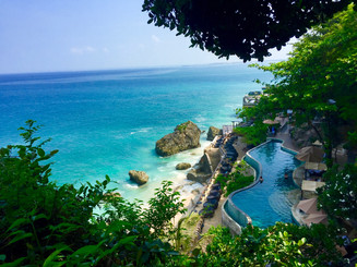 AYANA Resort. Jimbaran, Bali.