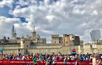 Virgin Money London Marathon 2017. London, UK.