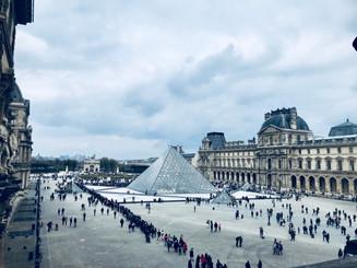 Musée du Louvre. Paris, France.