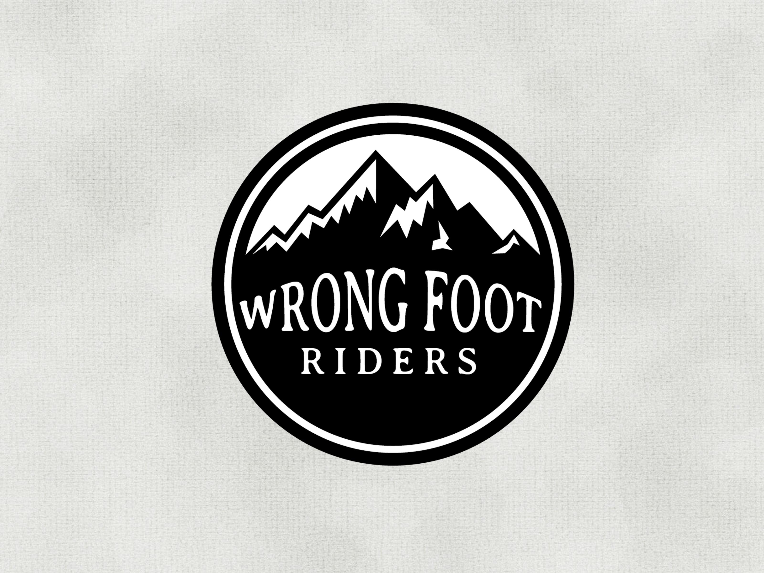 Wrong Foot Riders Logo