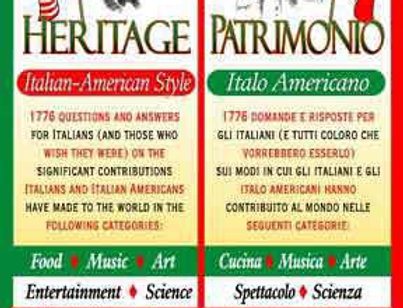 Heritage Italian- American Style Paperback