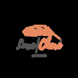 Copy of Script Blue Restaurant Logo