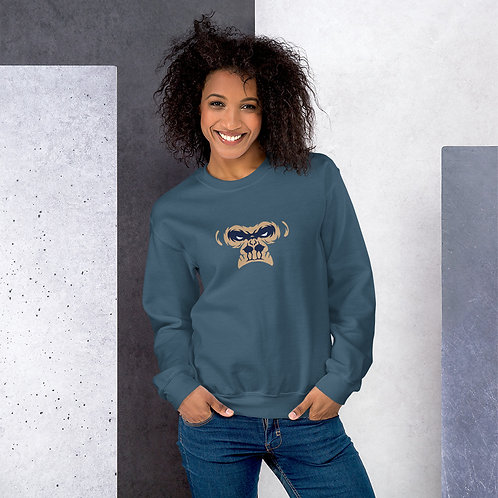 "Women's ""Eyez Up"" Crew Neck Sweatshirt"
