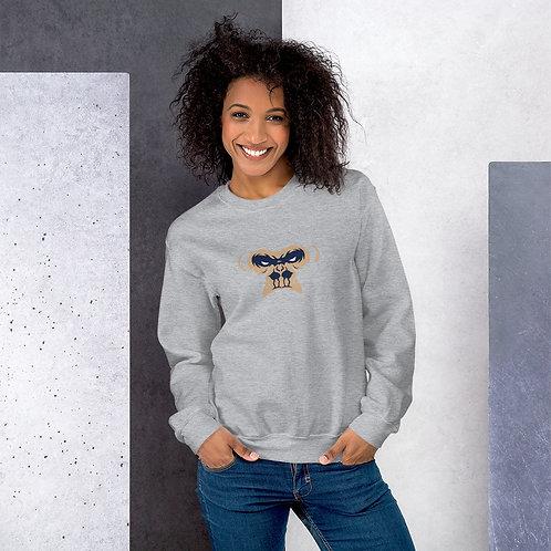 """Women's """"Eyez Up"""" Crew Neck Sweatshirt"""