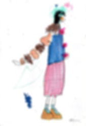 Elyse Blackshaw Illustration