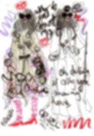 Elyse Blackshaw Illustration Mary Benson