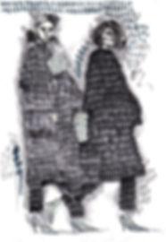 Elyse Blackshaw Illustration Victori Beckham