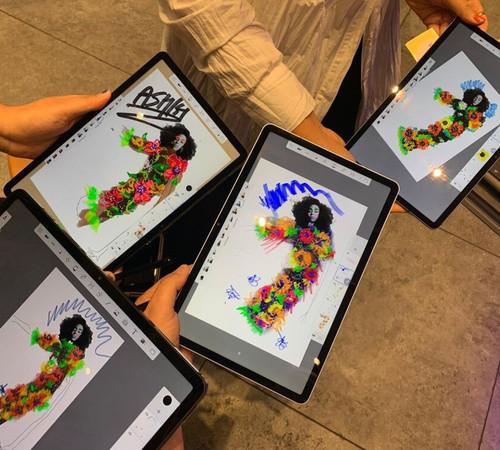 Samsung x GFF Digital workshop