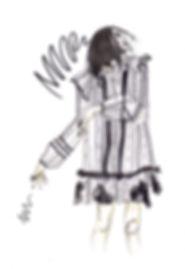 Elyse Blackshaw Illustration Marc Jacobs