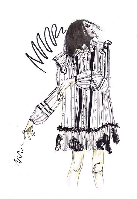Marc Jacobs Illustration 2017