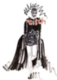 Elyse Blackshaw Illustration Ashish