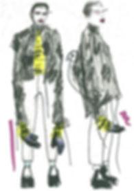 Elyse Blackshaw Illustration Adam Jones