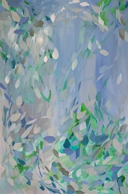 Water Reflection 1 by Megan Elizabeth