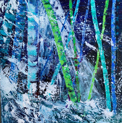 Winter Wonderland by Maria-Victoria Checa