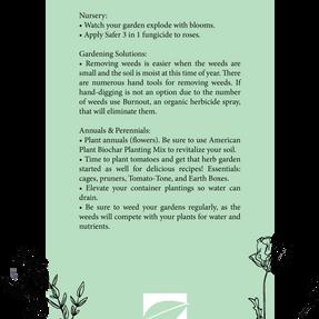 Garden Guide   American Plant
