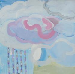 Evaporation-rain by Jennifer Duncan
